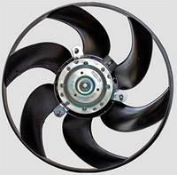 Электровентилятор охлаждения радиатора ВАЗ, КАЛИНА, Нива-ШЕВРОЛЕ <ДК>