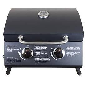 Газовый гриль-барбекю LS-815830 черный