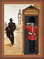 """Набор для вышивания бисером на художественном холсте """"Лондонские сюжеты-2"""""""