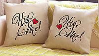 """Подушки з серії """"Закохані"""""""