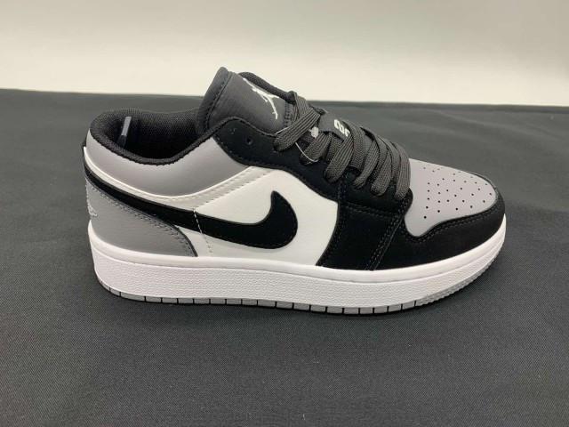 Кросівки * Nike (Репліка) 9059-6 Jordan білий/чорний *95266