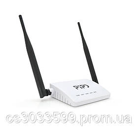 Бездротовий Wi-Fi Router PiPo PP325 300MBPS з двома антенами 2 * 5dbi, Box