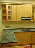 Кухня на заказ Киев МДФ пленочный Ольха , фото 3