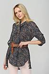 Блуза Evdress 2XL чорний, фото 5