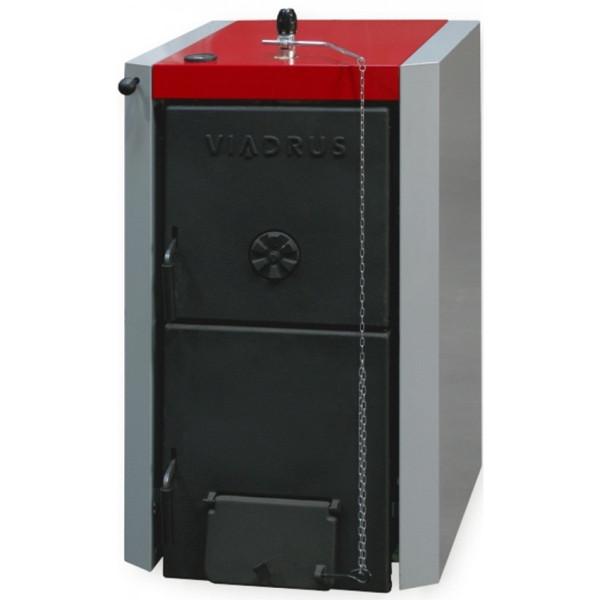 Твердотопливный котел Viadrus U22 D 40 кВт