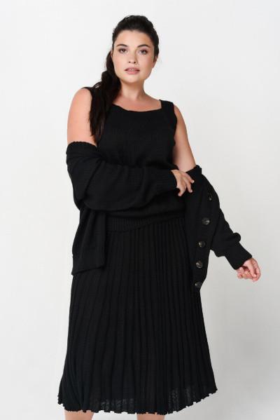 Майка Evdress XL-XXL чорний