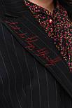 Жакет Evdress XL черный, фото 3