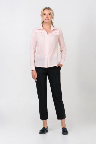 Рубашка Evdress M пудровый