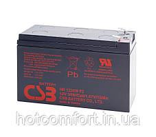 Акумуляторна батарея CSB HR1234WF2, 12V 9Ah (151х65х101мм Q10
