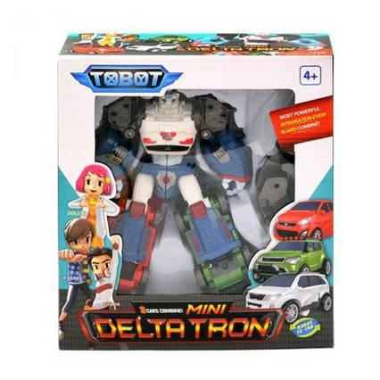 """Робот-трансформер """"Tobot"""" Дельтатрон (робот X, D, Z) 520"""