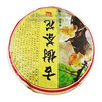 Чай Пуэр цветочный Королевский прессованный 357г