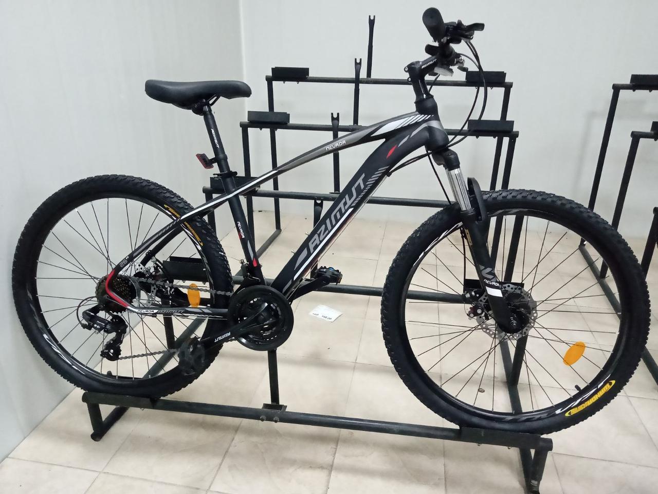"""Велосипед горный Azimut Nevada 29 размер рамы 17"""" Original"""