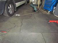 Напольное покрытие Replast для станций техобслуживания