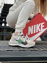 "Кроссовки Nike Sacai ""Бежевые"", фото 2"