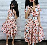 Сукня з декольте MR1632, фото 2