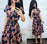 Сукня з декольте MR1632, фото 3