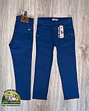 Синие брюки Polo для мальчика, фото 3