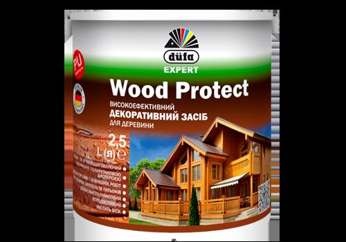 Пропитка Wood Protect 0,75л МАХАГОН