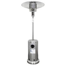 Уличный газовый обогреватель LS-815837 хром
