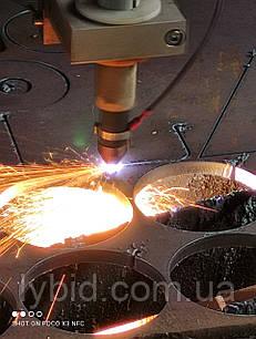 Комплекс послуг по металообробці