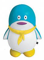 Ночник детский синий (светильник ночник синий) пингвин  4LED,Watc