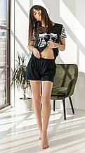 Пижама с шортами,Nikoletta