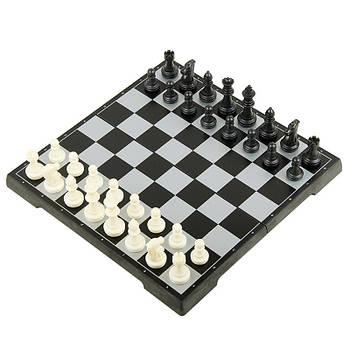 Шашки, шахматы, нарды магнитные 3 в 1 магнитный набор
