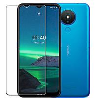 Защитное стекло CHYI для Nokia 1.4 0.3 мм 9H в упаковке