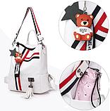 Рюкзак-сумка городской женский, фото 2