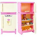 Дитячий холодильник двокамерний музичний, ОРІОН, фото 2