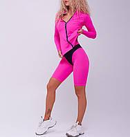 Женский спортивный костюм для фитнеса Asalart Ellision Bicycles Pink