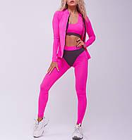 Женский спортивный костюм для фитнеса Asalart Ellision Pink