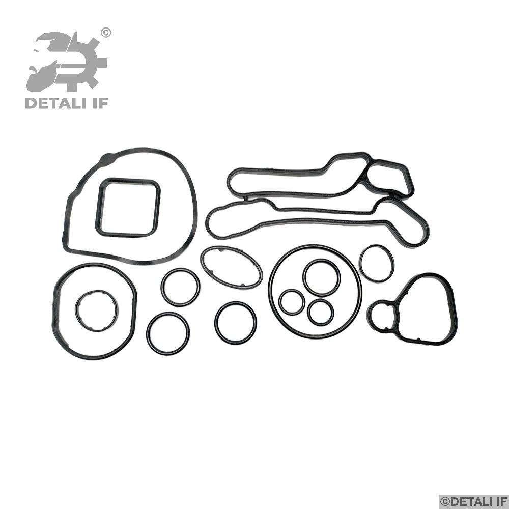 Meriva A Прокладки теплообменника Opel 1.6 2724577 24445723 55354071 55354072