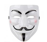 Маска Гай Фокс классическая ABC Анонимус