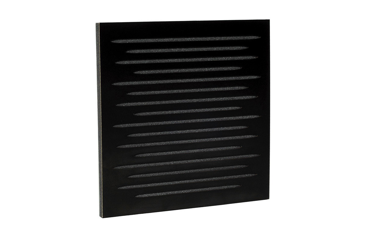 Акустическая панель Ecosound EcoTone Black 50х50 см 53мм цвет черный