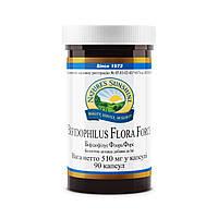 Лакто-і біфідобактерії Бифидофилус Флора Форс NSP (Bifidophilus Flora Force) 90 кап. Original США, фото 1