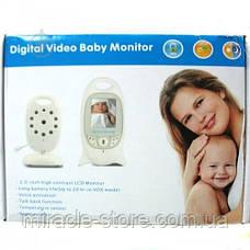 Відеоняня Baby VB 601 з екраном 2 дюйма відео няня, фото 3