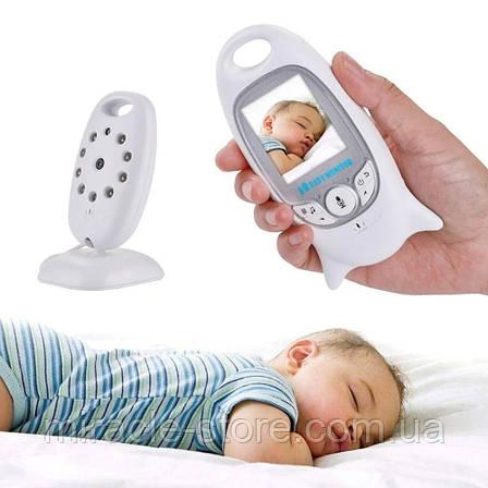 Відеоняня Baby VB 601 з екраном 2 дюйма відео няня, фото 2