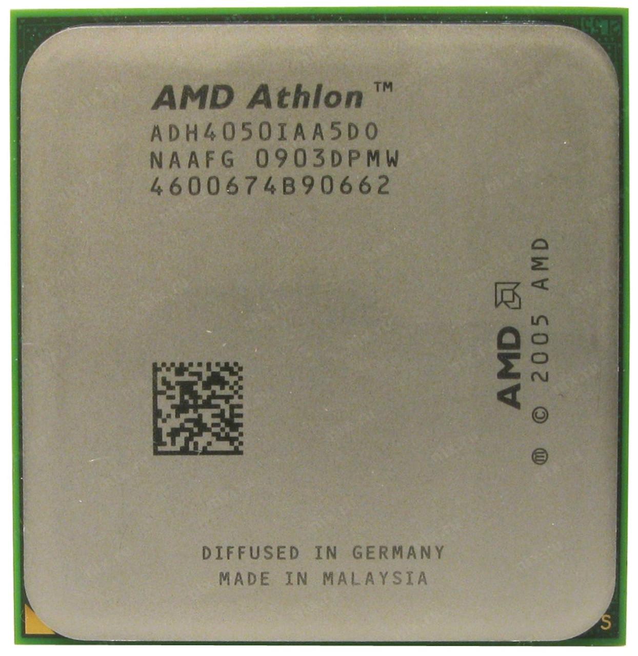 Процесор AMD Athlon 64 X2 4050e (2.1 GHz) sAM2 б/у