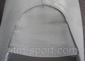 Чешки кожаные белые (размеры 40 - 45), фото 2