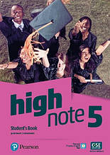 Учебник High Note Level 5 Student's Book