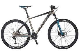 Велосипед найнер Crosser Solo Hidraulic L-TWOO 29 2*9, 19 рама 2021
