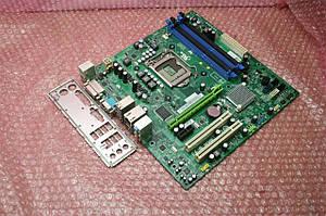 Материнская плата, Micro Star, в ассортименте, сокет 1156 + ПОДАРОК Intel Core i3-530