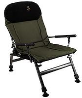 Кресло рыбацкое усиленное(150кг) M-Elektrostatyk FK5 (оригинал)