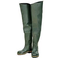 Високі чоботи рибальські суцільнолиті-заброди ПС-15РЦ Псков
