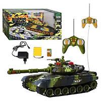 Боевой танк на р/у 9993 для танковых сражений, 2 вида