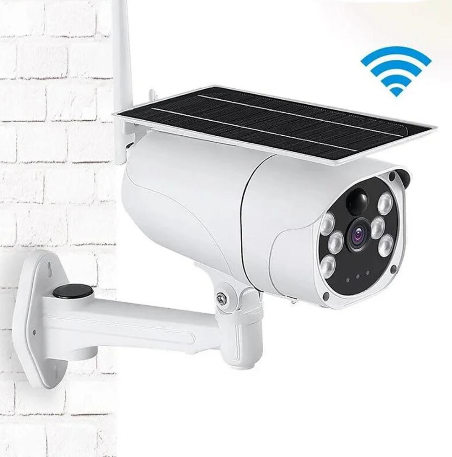 Камера видеонаблюдения CAMERA 6WTYN 88A battery 10000mah\ 2mp \ solar WI-FI