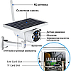 Камера видеонаблюдения CAMERA 6WTYN 88A battery 10000mah\ 2mp \ solar WI-FI, фото 7