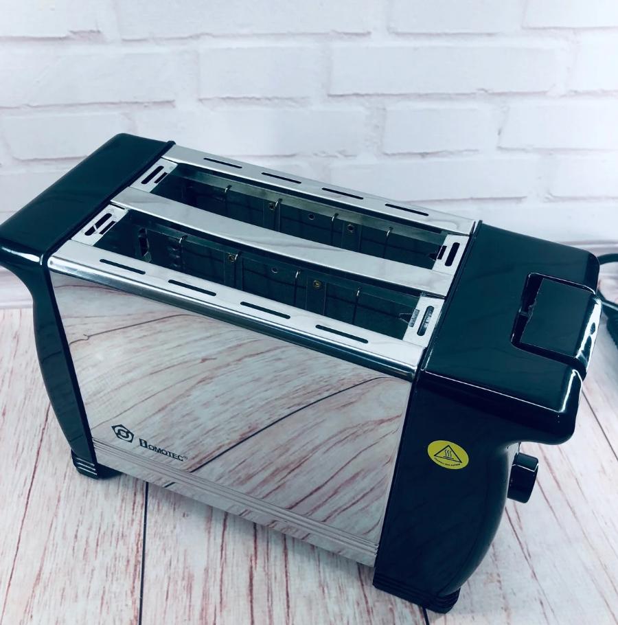 Тостер Domotec MS-3232, 6 режимів 650W