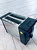 Тостер Domotec MS-3232, 6 режимів 650W, фото 2